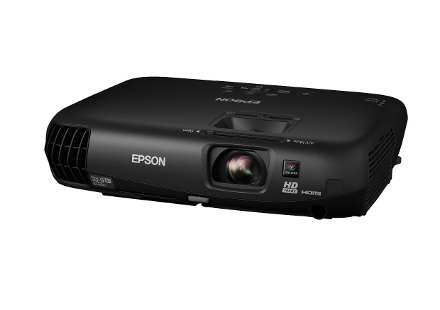 Epson EH-TW550 - 720p LCD Projektor mit 3D Funktion