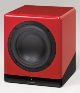 Scansonic S8, Subwoofer-Frontfire