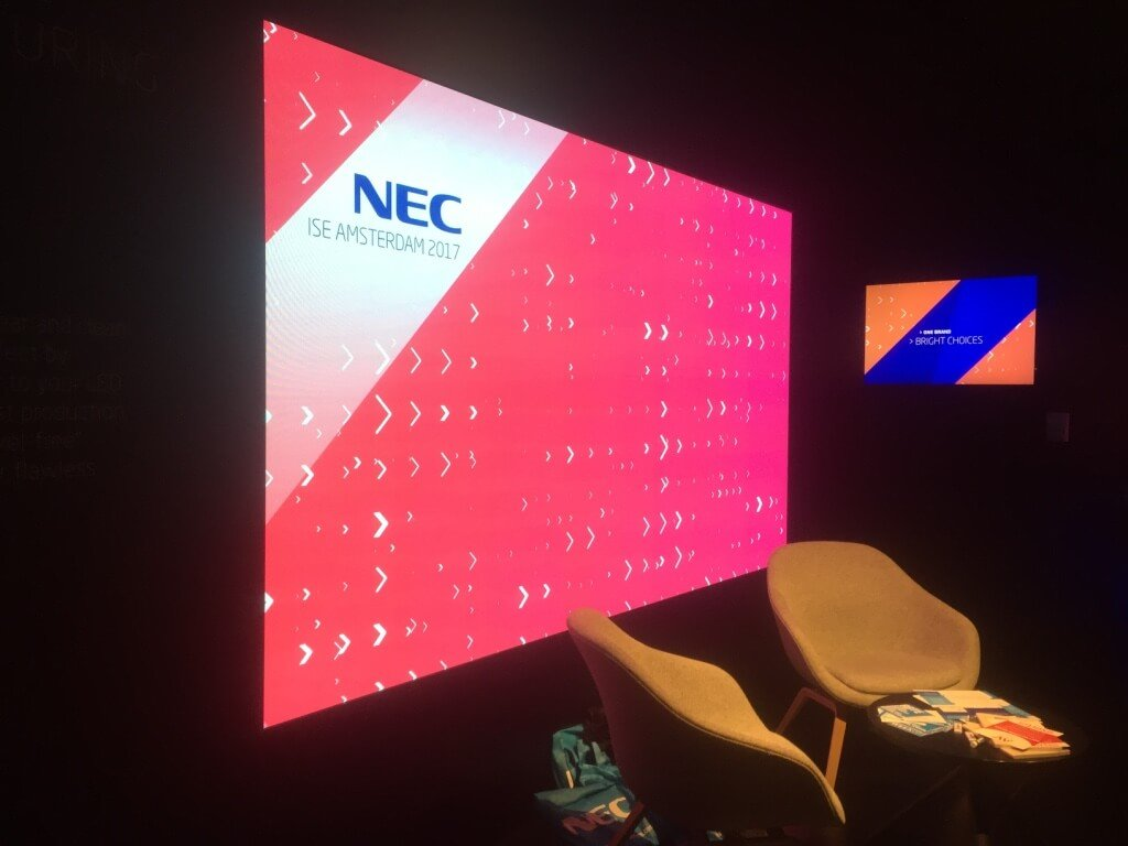 NEC 4K-Display