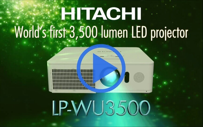 Hitachi_LED_Beamer_Teaser