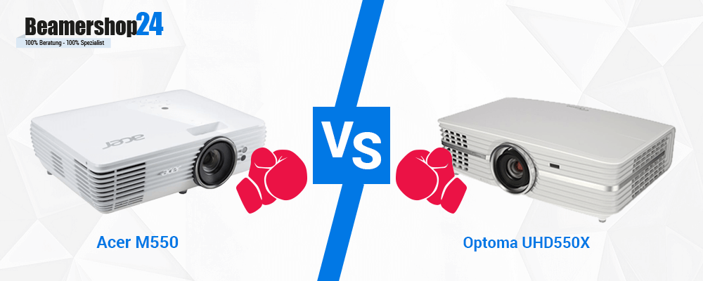 Acer_M550_vs_Optoma_UHD550X