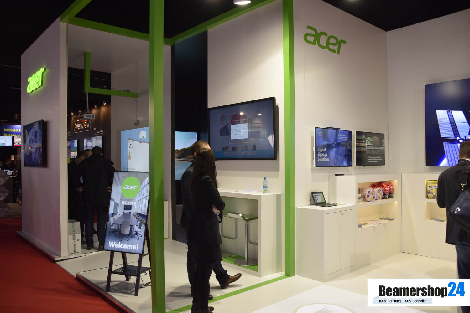 Acer ISE 2018