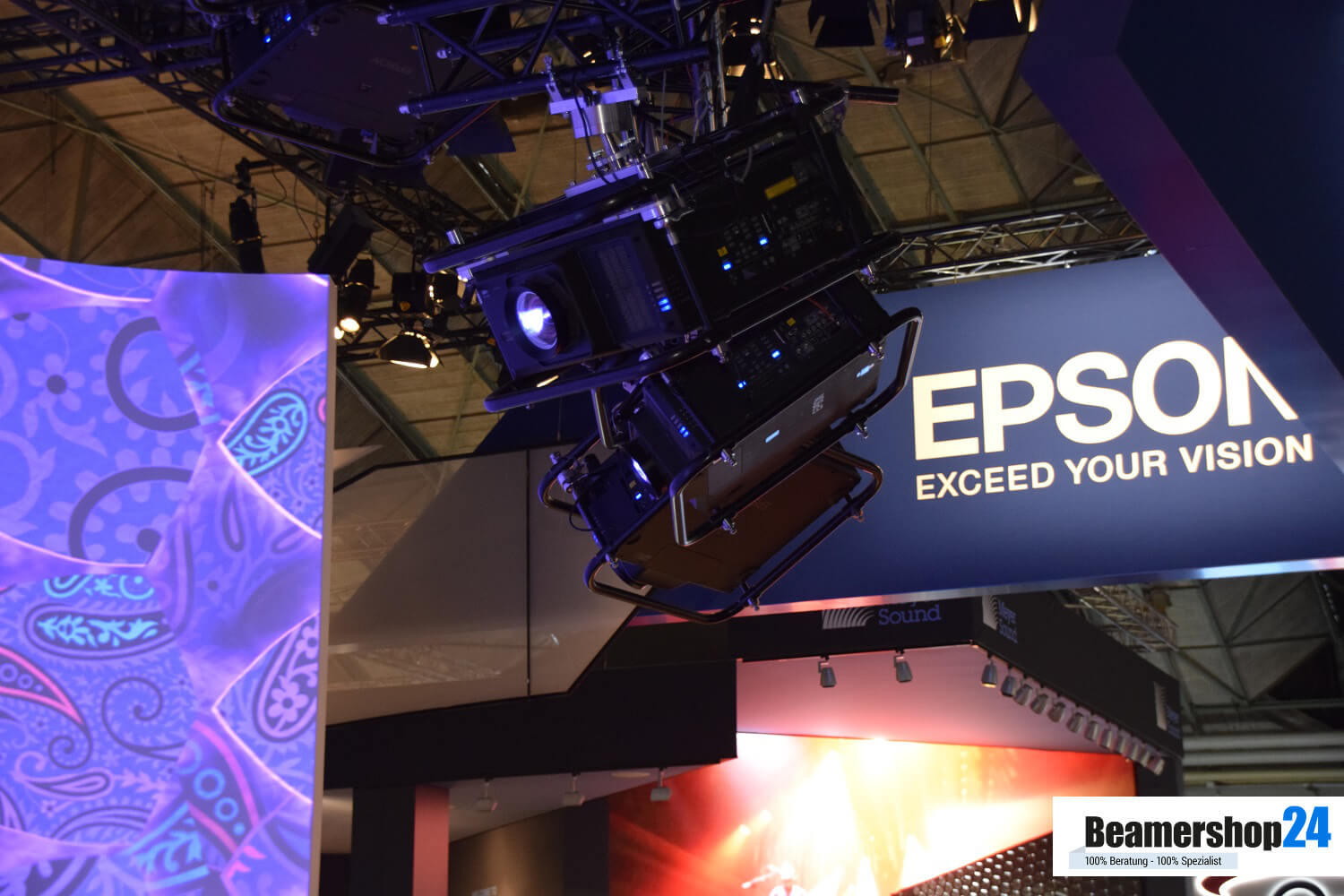 Epson ISE 2018 Mapping Installation