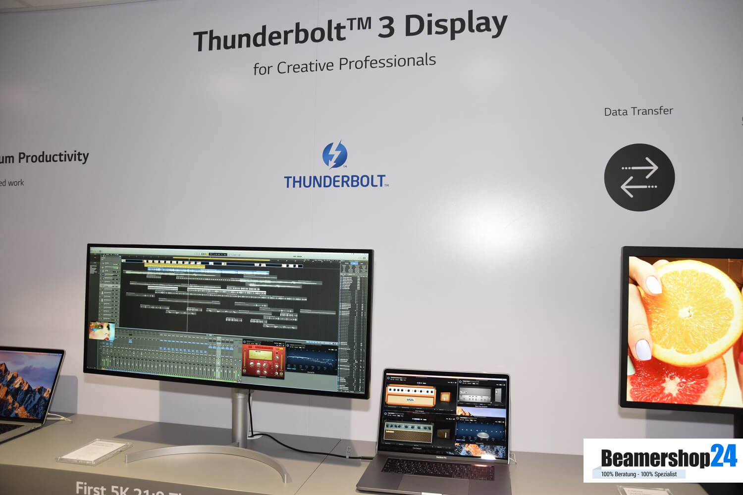 LG ISE 2018 Thunderbolt 3 Display