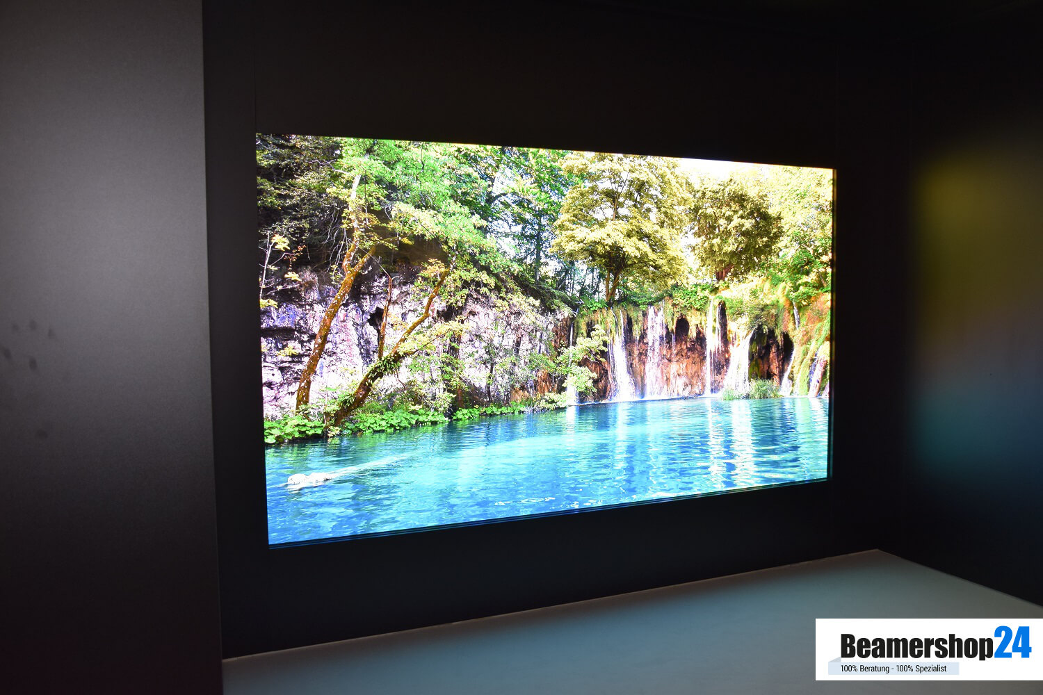 Samsung ISE 2018 The Wall 2