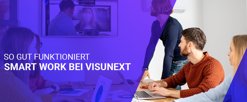 smart work bei visunext