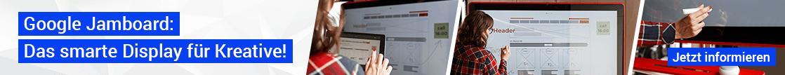 Google Jamboard: Das smarte Display für Kreative!