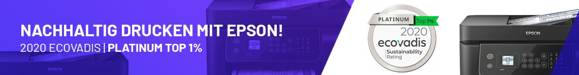 Epson EcoVadis Award