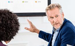 Display oder TV im Konferenzraum?