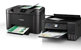 Drucker nach Marke