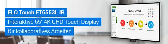 ELO Touch ET6553L IR