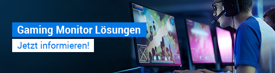 Gaming Monitor Lösungen
