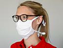 celexon Behelfs- Mund- und Nasenmaske