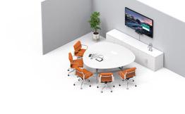 Videokonferenzsysteme nach Räumen