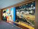Lobby LED Walls