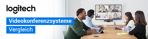 Logitech Videokonferenzsysteme