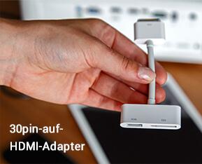 30pin-auf-HDMI-Adapter