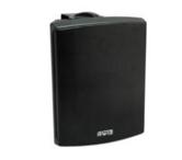 APart SDQ5PIR-BL Kompaktes aktives 2-Wege Lautsprecherset - Aktiv -schwarz