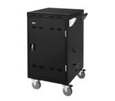 DELUXX Deckenhalter Profi-Line 40-70 cm weiss