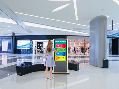 Multitouch Display