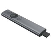 Logitech Spotlight Presenter Bluetooth, 2,4GHz, 30m