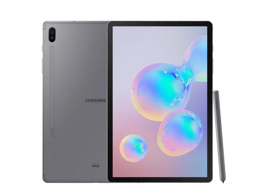 DSamsung Galaxy Tab S6 WiFi T860, Mountain Grey