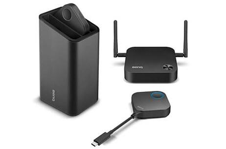 BenQ InstaShow WDC10C - Wireless USB-C Präsentationslösung