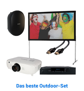 Das beste Outdoor-Set