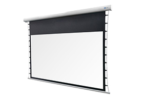 DELUXX Cinema Motorleinwand Tension 221 x 124cm, 100