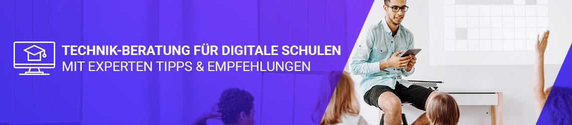 Technik-Beratung für digitale Schulen | Mit Experten Tipps & Empfehlungen