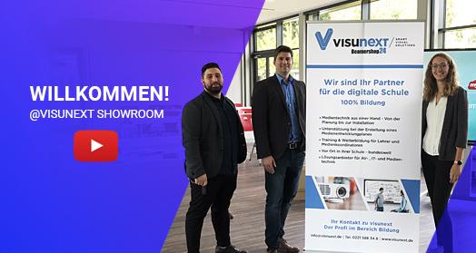Visunext Showroom