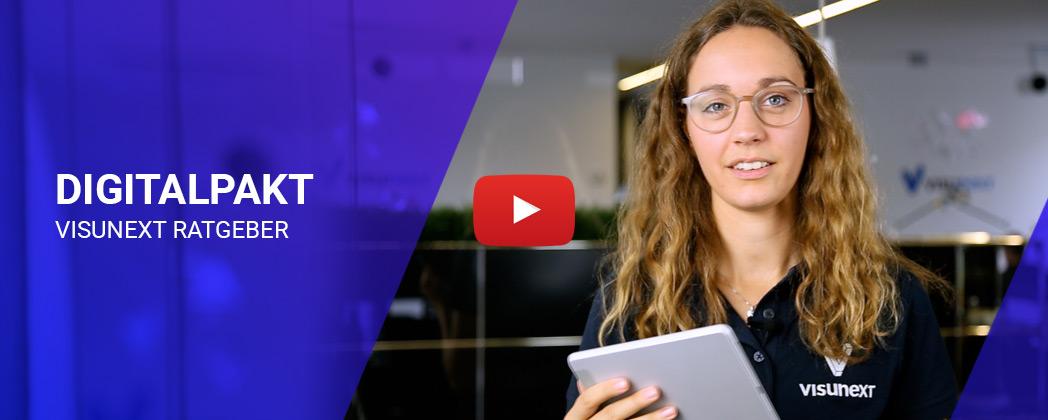 Digitalpakt Schule – visunext Ratgeber 2020