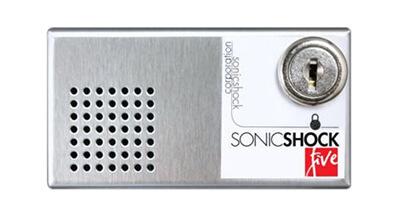 Sonic Schock Elektronischer Diebstahlschutz