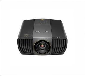 LED Beamer mit 4K UHD
