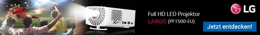 Full HD LED Projektor LARGO (PF1500-EU)