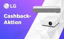 LG Cashback Aktion 2021