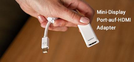 Mini-Displayport-auf-HDMI Adapter