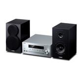 Yamaha MusicCast MCR-N470D, silber