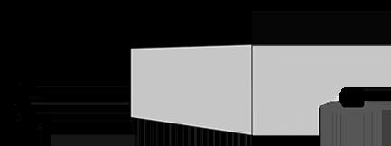 Projektionsart bei Leinwaenden | Rueckprojektion