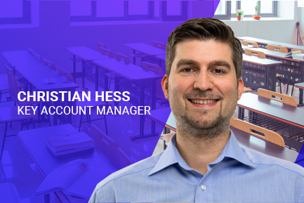 Christian Hess - Key Account Manager