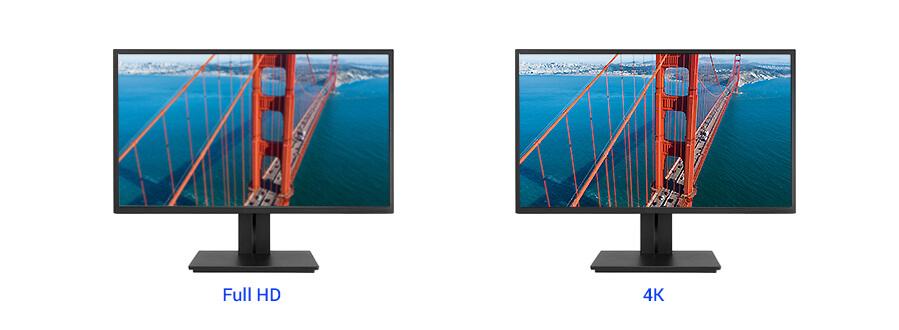 Was ist ein 4K-Monitor?