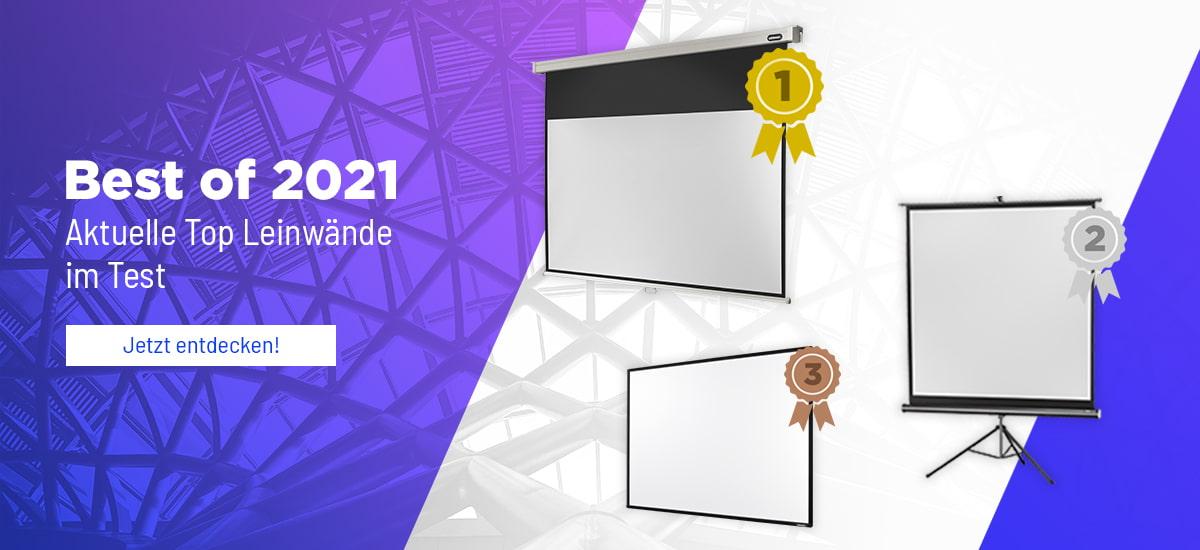 Best of 2021 Leinwände