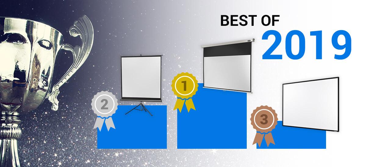 Die besten Beamer Leinwände 2019 - Top-Geräte im Expertenvergleich