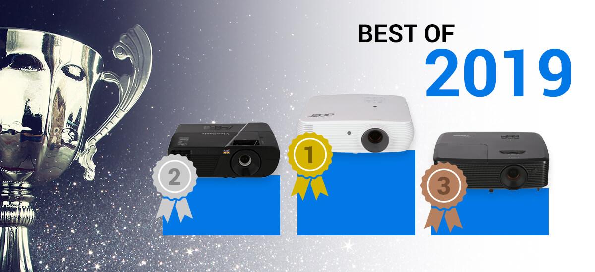 Die besten Beamer 2019 - Top-Geräte im Test
